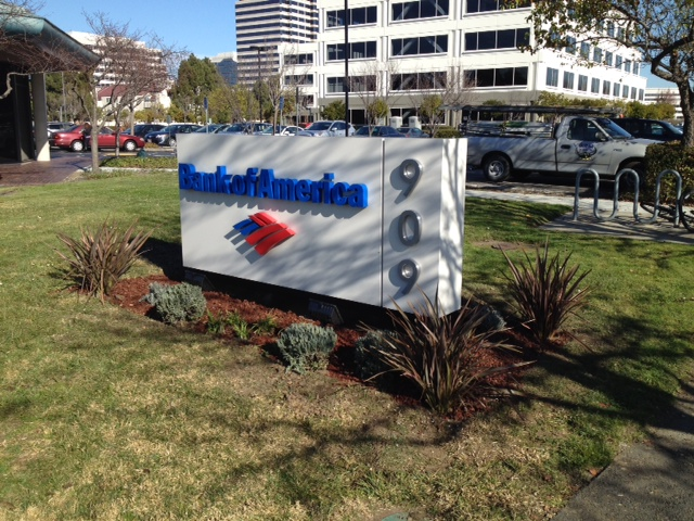 Bank of America Foster City