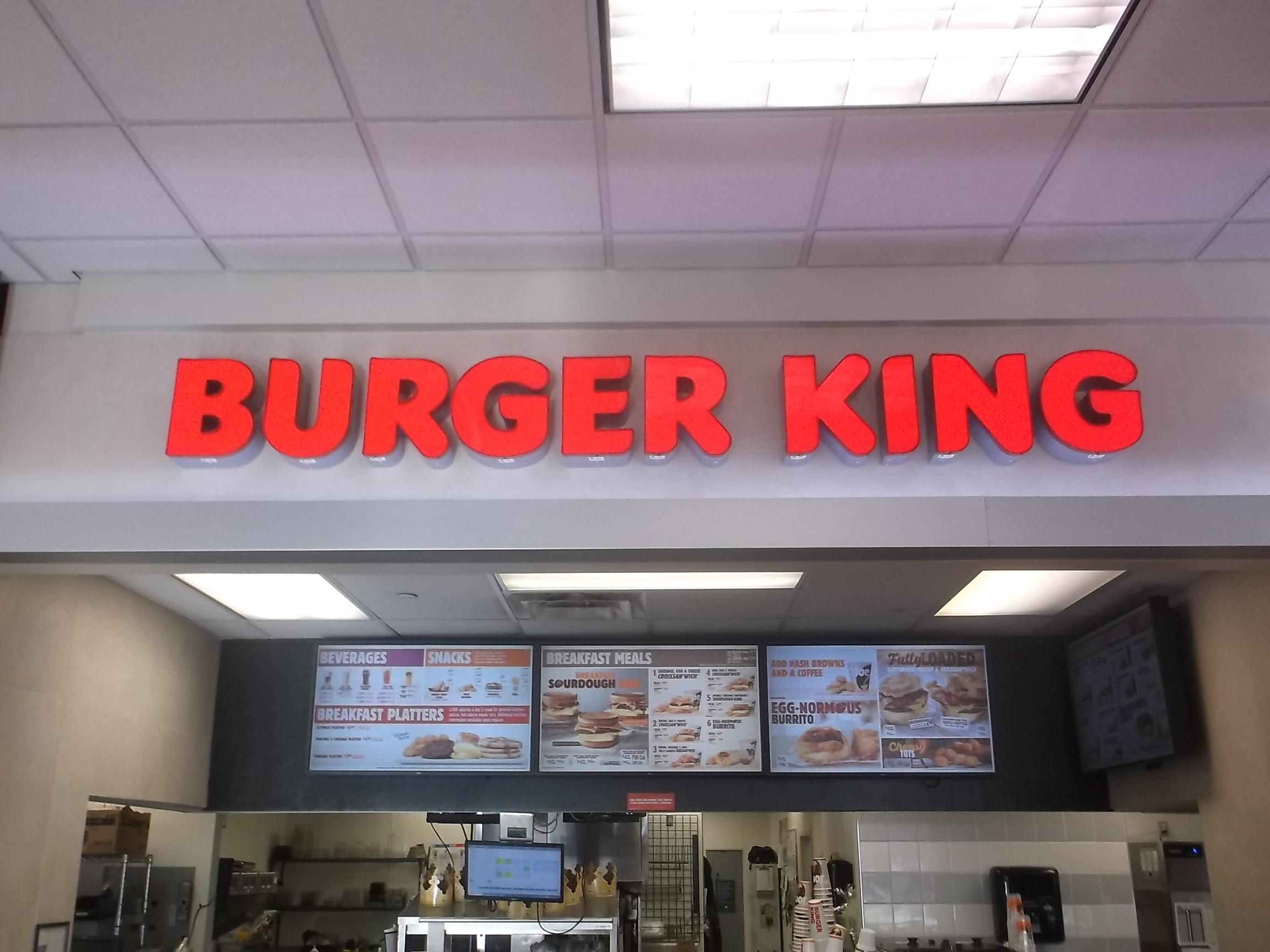 Burger King Livingston