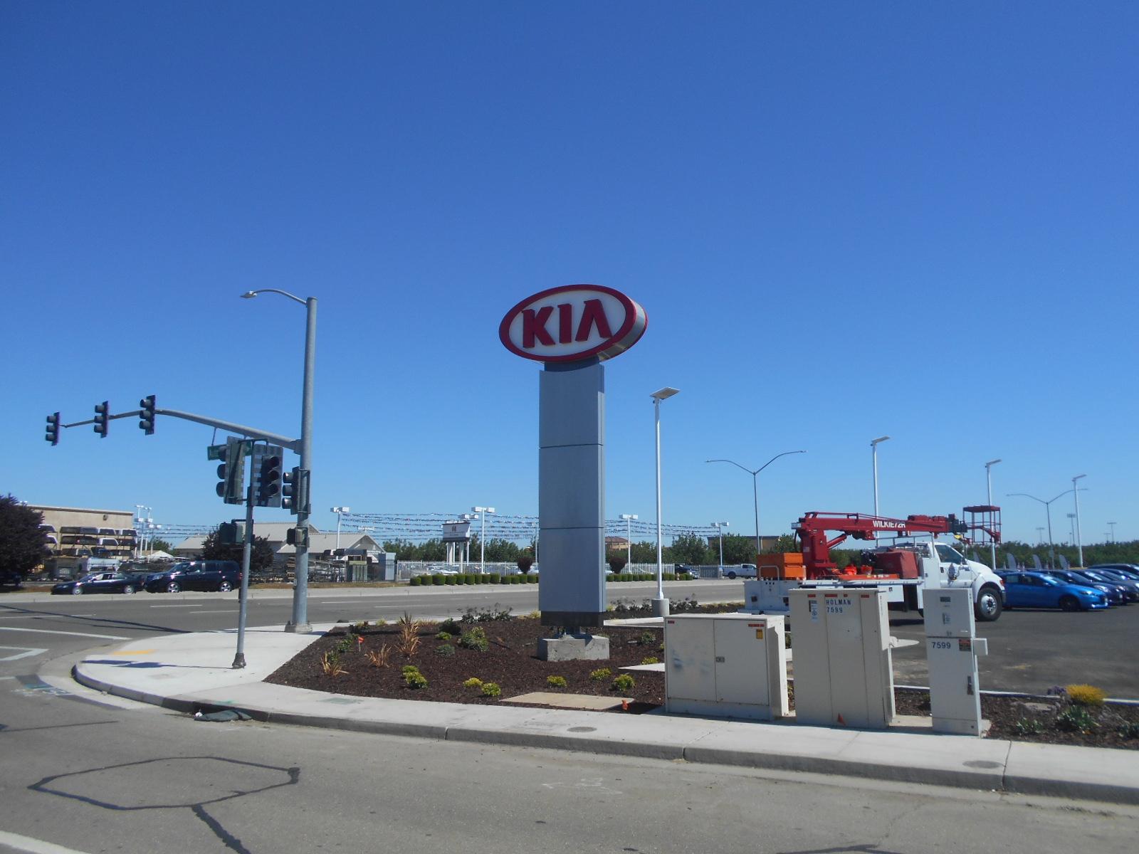 KIA Car Dealership Stockton