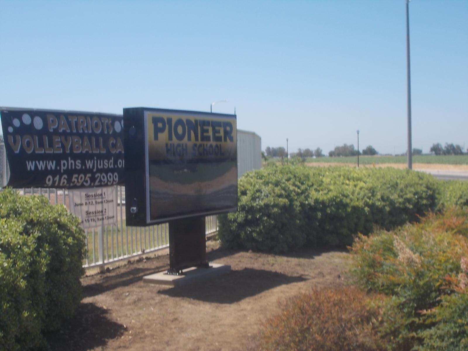 Pioneer High School Woodland
